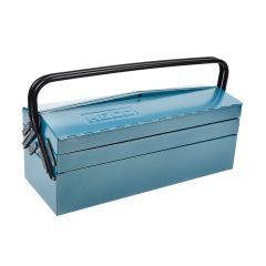 Caja herramientas 530x205x210mm metal 108.7 heco
