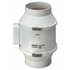 Extractor cocina helico centrifugo tubo 125mm s&p