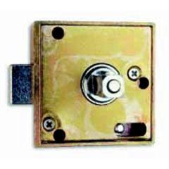 Cerradura cuadradillo con canal 8mm z59800 aga