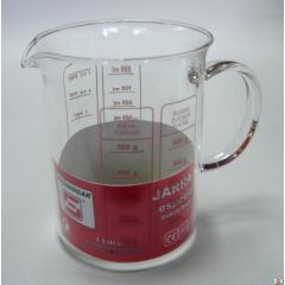 Jarra liquido medidora 1,0lt cristal tecnhogar