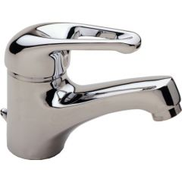 Grifo baño lavabo monomando laton cromo aranjuez aquahome