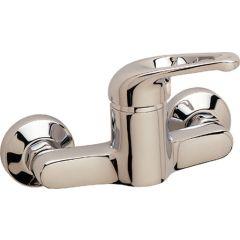 Grifo baño ducha monomando laton cromo aranjuez aquahome