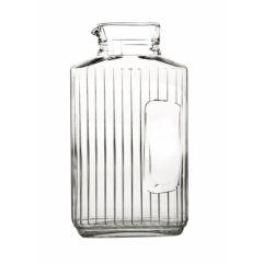 Jarra agua 2,0lt cristal quadro luminarc