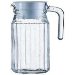 Jarra agua 0,5lt quadro 157 mm luminarc