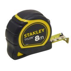 Flexometro medicion 08mt-12,7mm stanley ma con freno bimaterial 1-30-657