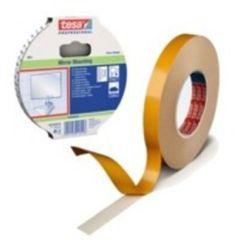Cinta adhesiva doble cara 19mmx  5mt espuma pu blanco espejos tesa tape 04952-00546-05