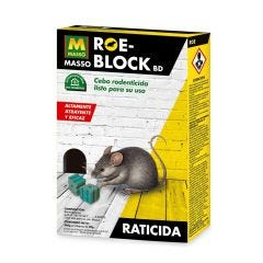 Raticida en bloque uso domestico masso 231534
