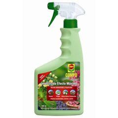 Insecticida plantas efecto maximo 750 ml compo