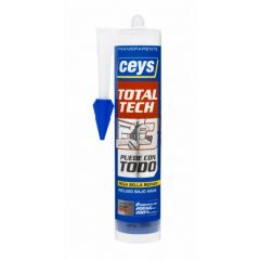 Adhesivo sellador polimero ceys transparente 507226 290 ml