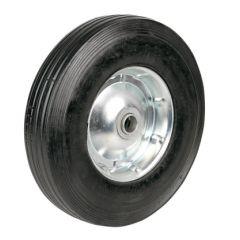 Rueda maciza carretilla almacen disco metalico 245x20mm nivel nv96291