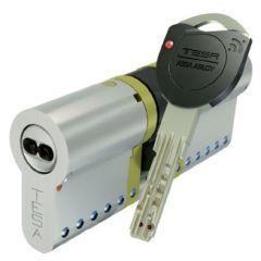 Cilindro seguridad leva larga 40x40mm laton tk100 tesa tk154040l