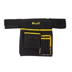 Portaherramientas profesional universal con cinturon poliester kobe1 kapital