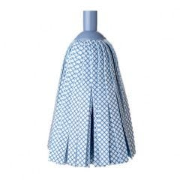 Fregona limpieza tiras absorbentes azul tatay 1040700