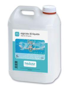 Antialgas piscina concentrado natuur 5 lt nt100241