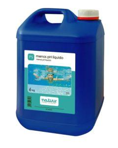 Reductor piscina ph liquido natuur 6 kg nt100245