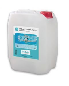 Desincrustante piscina superconcentrado natuur 10 lt nt100247