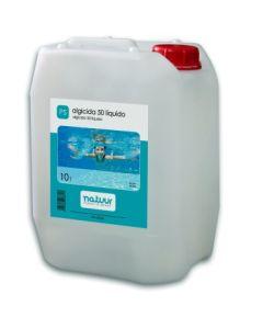 Antialgas piscina concentrado 10 lt natuur 10 lt nt100248