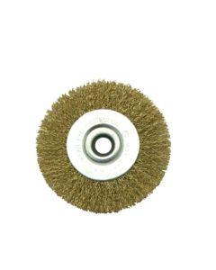 Cepillo industrial circular amoladora 100x0,3 mm nivel nv100429