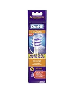 Cabezal cepillo dental recambio eb30-5ffs trizone oral-b