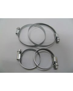 Abrazadera fijacion  20-32mm galvanizada saneaplast