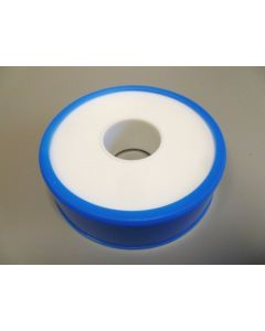 Teflon fontaneria media densidad 19mmx0,1mmx50mt ptfe blanco saneaplast