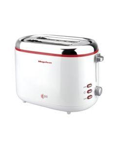 Tostador cocina 2 rebanadas 850w mgf3365 magefesa