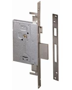 Cerradura metalica embutir picaporte y palanca 4v borjas 1.57255.60.0 cisa
