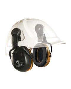 Orejeras prot adaptador casco snr-31 abs ne onda 3c total