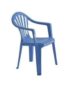 Sillon jardin garden life infantil 9200-04 resina azul