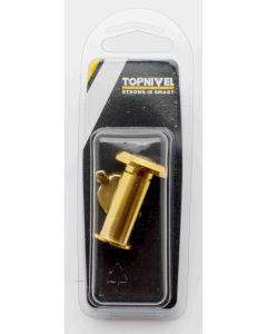 Mirilla puerta 180º 35/60mm laton nivel nv106150