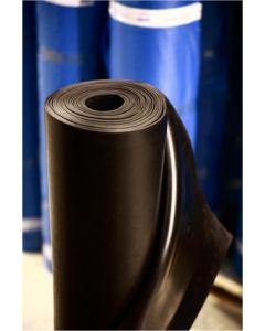 Pavimento aislamiento suelo liso 1mtx10mtx3mm sbr tecnogoma negro 99050554