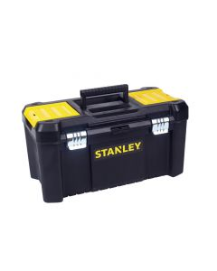 Caja herramientas 482x254x250mm plastico negro/amarillo stanley