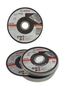 Disco corte bosch inox 115x1 mm 2608603254