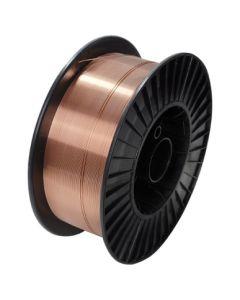 Hilo soldar bobina plastico 1,2x15kg 15 kg acero al carbono nivel nv109263