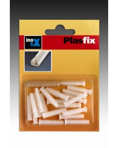 Anclaje canaleta instalacion accesorios surtido inofix blanco 3100-9-