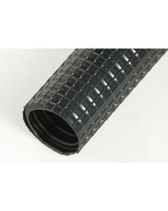 Tubo electricidad doble capa corrugado cr aiscan s.l. 16mm negro 100 mt