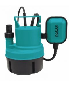 Bomba agua sumergible limpias altura 6mt 0250w-4500l/h natuur