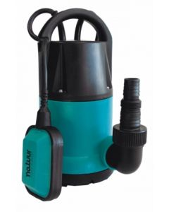 Bomba agua sumergible limpias altura 7mt 0350w-6500l/h natuur