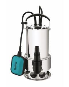 Bomba agua sumergible sucias altura 11mt 1100w-15100l/h natuur