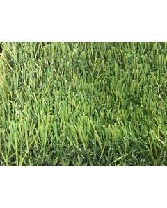 Cesped artificial 4 tonos 1x5mt 32mm verde ness natuur