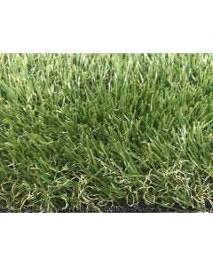 Cesped artificial 4 tonos 2x5mt 40mm verde pampa natuur