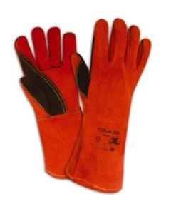 Guante siderurgia americano reforzado hilo kevlar l09 serraje 3l