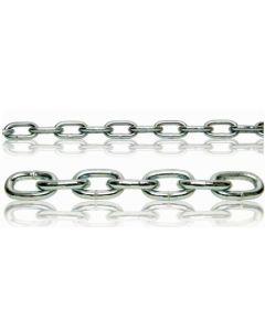 Cadena industrial eslabon recto 8mm 20mt cincada cadenas ciro