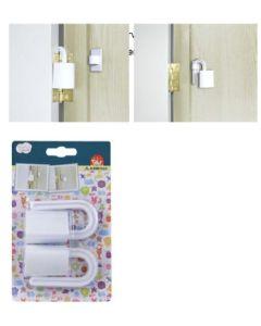 Tope puerta bisagra infantil 2pz arregui 2 pz a-1044180