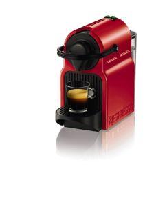 Cafetera electrica monodosis 19bar automatica roja inissia krups-nespresso xn1005pr5