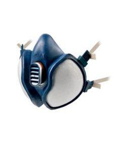 Mascarilla proteccion gases azul ffabe1p3d r 4277 3m