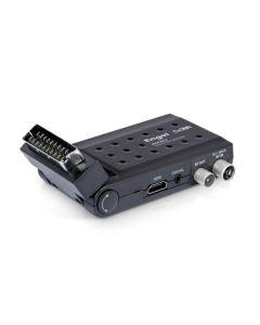 Receptor television hd tdt t2 mini usb articulado engel axil negro rt 6130 t2
