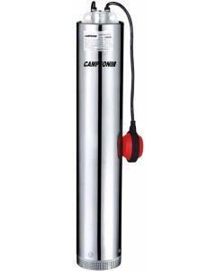 Bomba agua sumergible limpias altura 10mt 750w/90 l/m icompact 44/5000 campeon