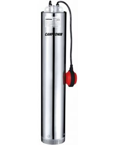 Bomba agua sumergible limpias altura 17mt 1000w/90 l/h icompact 66/5000 campeon