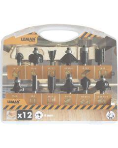 Fresa tornero leman madera metal duro pinza 6 41670012